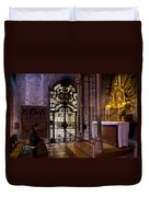 Side Chapel St Stephens - Vienna Duvet Cover