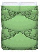 Sierpinski Composition Duvet Cover