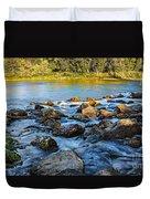 Silk Water Duvet Cover