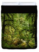 Silver Falls Rainforest Duvet Cover