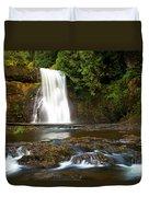 Silver Falls Waterfall Duvet Cover