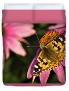 Simple Butterfly Duvet Cover