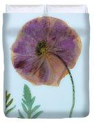 Simply Poppy  Duvet Cover