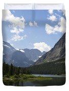 Sinopah Reflected Duvet Cover