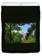 Sintra National Palace Duvet Cover by Carlos Caetano