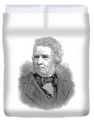 Sir Charles E. Trevelyan Duvet Cover