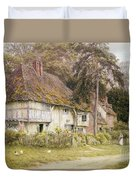 Six Bells Hollingbourne Kent  Duvet Cover