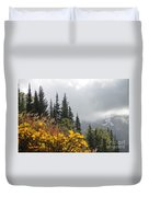 Skagway Alaska 2 Duvet Cover