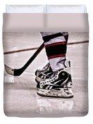 Skate Reflection Duvet Cover