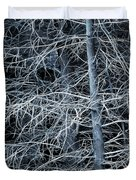 Skeleton Tree Duvet Cover