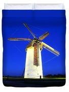 Skerries Windmill, Co Dublin, Ireland Duvet Cover