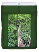 Sky Bridge 2 Duvet Cover