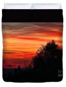 Sky Palette Duvet Cover