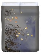 Sky Water Clouds Duvet Cover