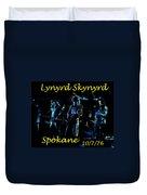 L S  In Spokane 1 Duvet Cover