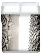 Slatted Window Architecture Duvet Cover
