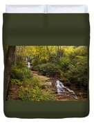 Small Stream Duvet Cover