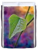Smilax Duvet Cover