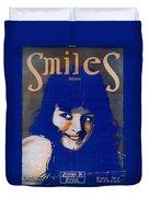 Smiles Duvet Cover