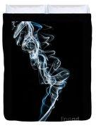 Smoke-5 Duvet Cover