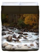 Smokey Water Duvet Cover