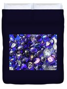Smooth Stones Duvet Cover