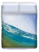 Smooth Wave Duvet Cover
