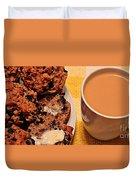 Snack Time 3 Duvet Cover