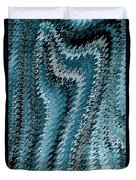 Snake Abstract Duvet Cover