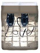 Sneaker Love 1 Duvet Cover