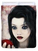 Snow White Duvet Cover