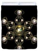 Snowflake Jewel Duvet Cover