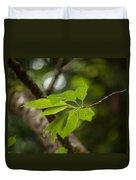 Soaring Leaves Duvet Cover