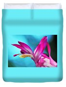 Soft And Delicate Cactus Bloom 3 Duvet Cover