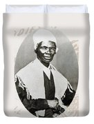 Sojourner Truth, African-american Duvet Cover by Photo Researchers