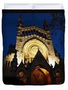 Soller Cathedral Duvet Cover