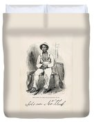 Solomon Northup (1808-?) Duvet Cover