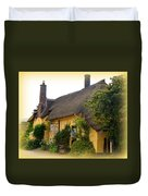 Somerset Tea Room Duvet Cover