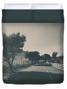 Somethin' About You And I Duvet Cover