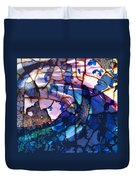 Songs And Colours  Duvet Cover
