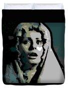 Sorrow Duvet Cover