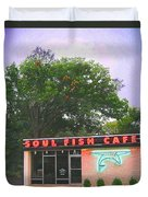 Soul Fish Duvet Cover
