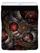 Soul Of Osiris Duvet Cover