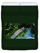 Sound Of Nature Duvet Cover