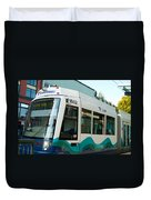 Sounder Train Duvet Cover
