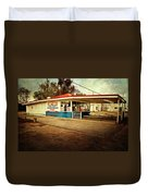 Southern Fried Rabbit Duvet Cover by Tamyra Ayles