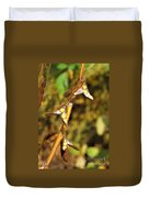 Soybean Yields After Seed Inoculation Duvet Cover by Science Source