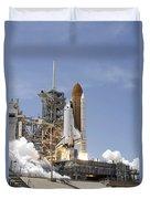 Space Shuttle Atlantis Twin Solid Duvet Cover
