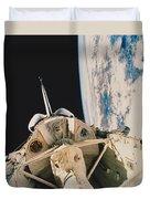 Space Shuttle Columbia Duvet Cover
