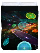 Space Travel In 2112 Duvet Cover